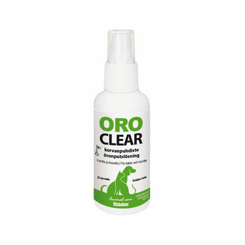 Oroclear 100 ml, korvanpuhdistusaine