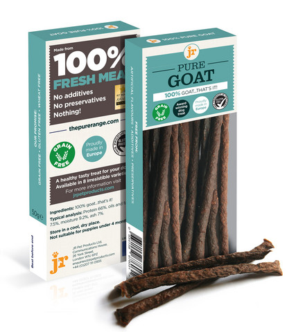 JR Pet Meat Sticks Goat – Vuohi lihatikut 50g