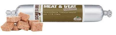 Meatlove Meat & Treat Hevonen Singleshot 80 g