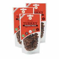 JR Pet Training Treats Turkey – Kalkkuna, 85g