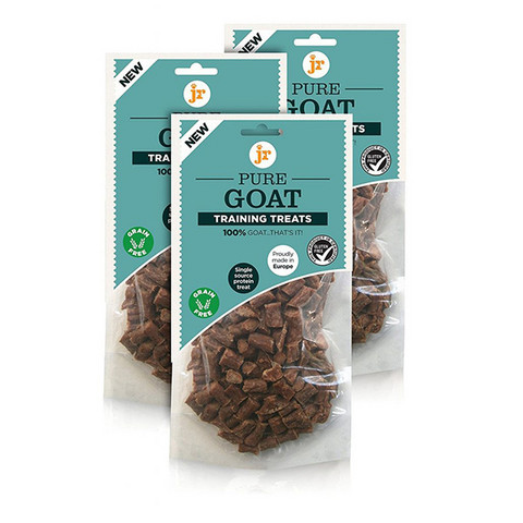 JR Pet Training Treats Goat – Vuohi, 85g