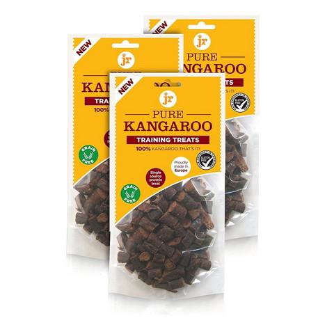 JR Pet Training Treats Kangaroo – Kenguru, 85g