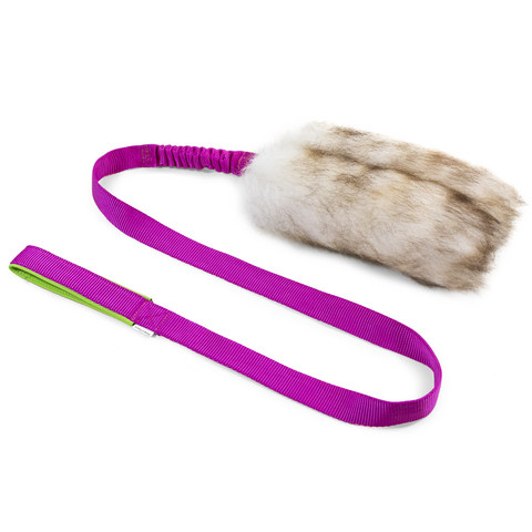 Zayma Sheepskin Bungee Long