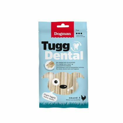 Dogman Tugg Dental Kana 7 kpl