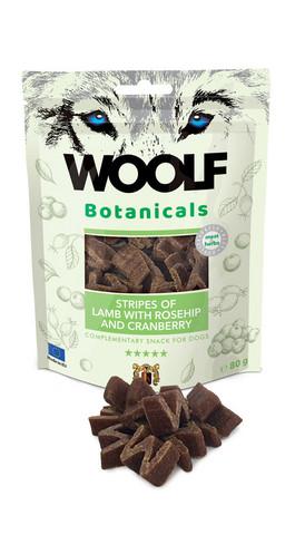 Woolf Botanicals - Lammas, ruusunmarja ja karpalo 80g