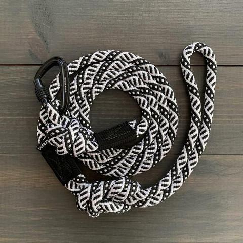 Wilderdog Köysitalutin - Black and White