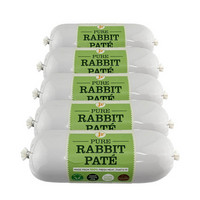JR Pet Pure Rabbit Pate – Kanipatee 400g