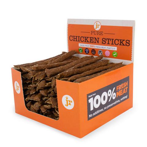 JR Pet Meat Sticks Chicken – Kana lihatikku