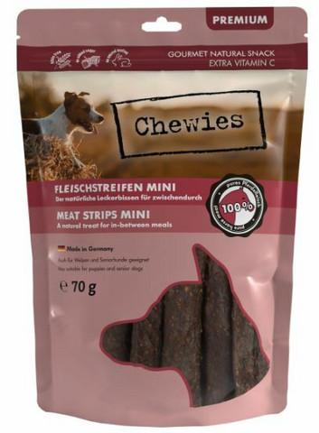 Chewies lihasuikale mini hevonen 70 g