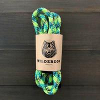 Wilderdog Köysitalutin - Lime heijastava