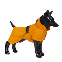 PAIKKA Recovery Raincoat - Heijastava sadetakki, oranssi