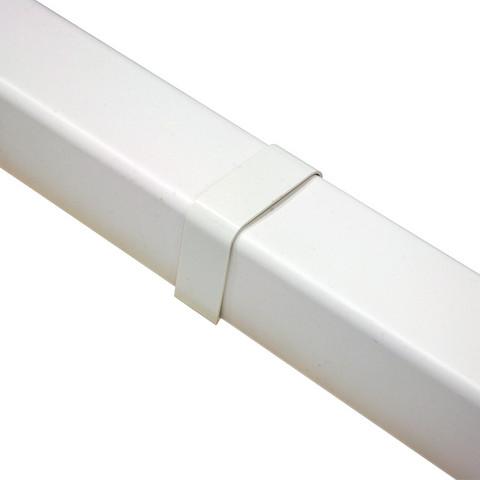 Ilmalämpöpumpun asennustarvike 110x75 mm jatkokappale