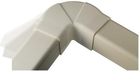 Ilmalämpöpumpun asennustarvike 80x60 mm säädettävä kulma
