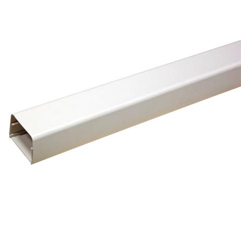 Ilmalämpöpumpun asennustarvike 2m 80x60 mm kanava