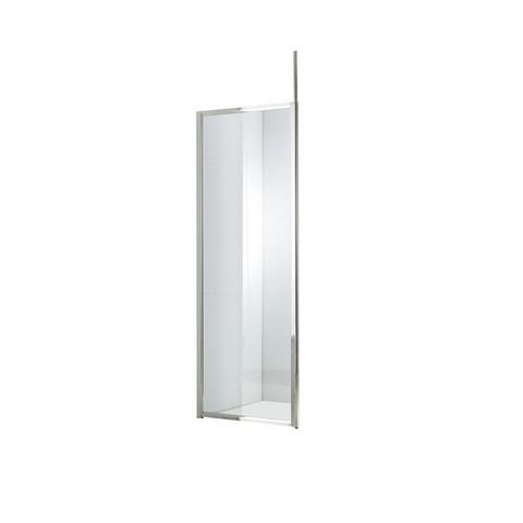 Suihkuseinä Opal 40 - 80 x 185 cm, kirkas tai savulasi