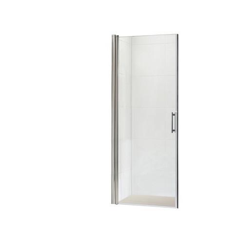 Suihkuseinä Opal 70 - 90 x 195 cm, kääntyvä, kirkas tai savulasi