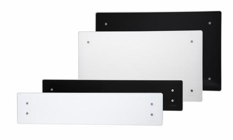 Sähkölämmitin Adax Clea WiFi valkoinen, korkeus 340 mm
