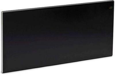 Sähkölämmitin Adax Neo musta, korkeus 370 mm