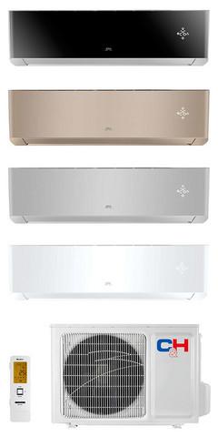 Ilmalämpöpumppu Cooper&Hunter Supreme 12 lämmitys-/jäähdytyskäyttöön, wifi vakiona ja R32 kylmäaine