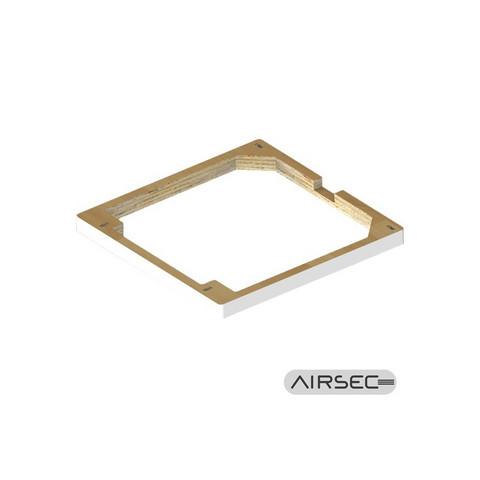 Ilmanvaihtokone Airsec 14, asennuskaulus
