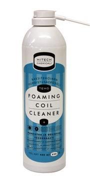 Puhdistusvaahto Teho Coil Cleaner Plus