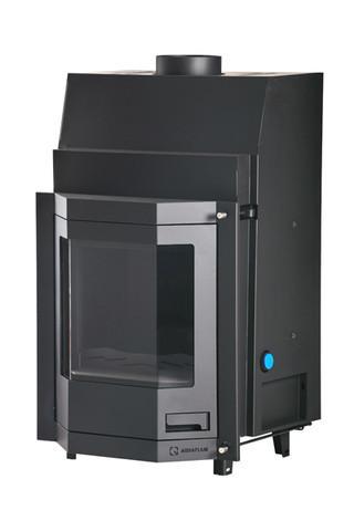 Vesitakkasydän Aquaflam 12 kW, prismalasi