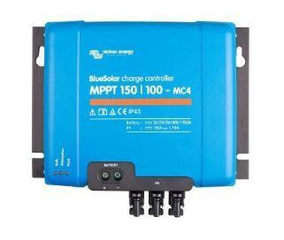 Lataussäädin Victron BlueSolar MPPT 150/100