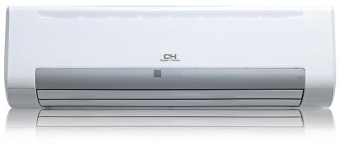 Seinämallin puhallinkonvektori, teho 5,00 / 6,70 kW, 2-putkinen CH-FW060K2