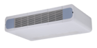 Lattia-/kattopintamallin puhallinkonvektori, teho 5,64 / 8,23 kW, 2-putkinen CH-FFC060K2
