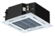Kattokasetti puhallinkonvektori + paneeli, teho 3,00 / 4,00 kW, 2-putkinen CH-FC030K2