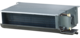 Kanavamallin puhallinkonvektori, teho 2,70 / 4,30 kW, ESP 30, 2-putkea CH-FDH030K2