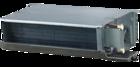 Kanavamallin puhallinkonvektori, teho 3,60 / 5,40 kW, ESP 30, 2-putkea CH-FDH035K2