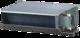 Kanavamallin puhallinkonvektori, teho 7,50 / 11,00 kW, ESP 30, 2-putkea CH-FDH075K2