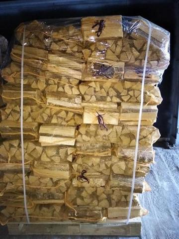Koivuklapi, uunikuivattu 66 kpl 40 litran säkkejä
