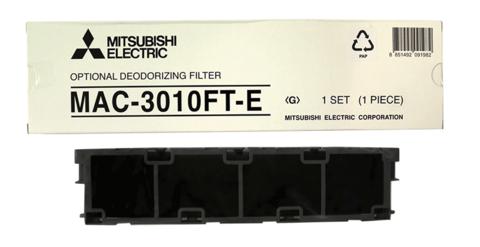 Mitsubishi Electric LN-mallin suodatin (musta) MAC-3010FT-E