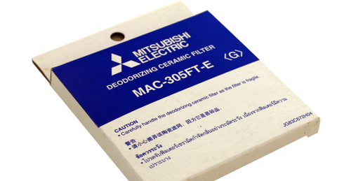 Mitsubishi Electric FA-mallin suodatin MAC-305FT-E