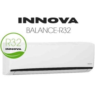 Ilmalämpöpumppu Innova Balance 09 lämmitykseen/jäähdytykseen