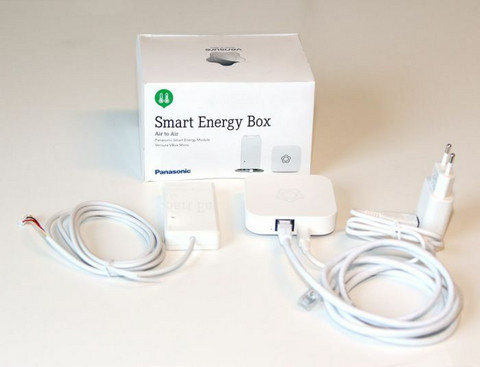 Verisure Smart Energy Box - VBox Mini + Smart Energy