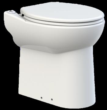 Sanicompact 43 Silence Eco+ WC-istuin silppuripumpulla