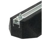 Värinänvaimennin Artiplastic kumijalusta 600 mm, 2 kpl