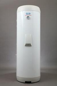 Lämminvesivaraaja OSO Delta Geocoil DGC 300, 3 kW