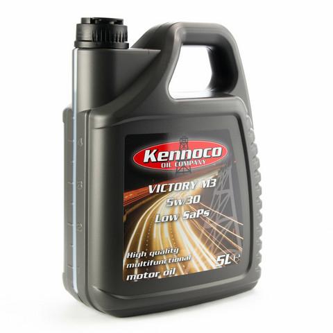 Kennoco Victory M3 Low Saps 5W-30, 5 litraa