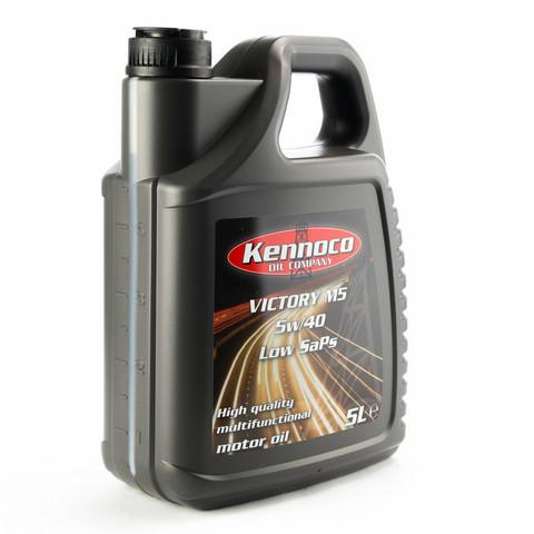 Kennoco Victory M5 Low Saps 5W-40, 5 litraa