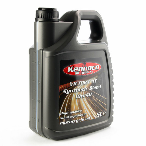 Kennoco Victory 4T 10W-40, 5 litra