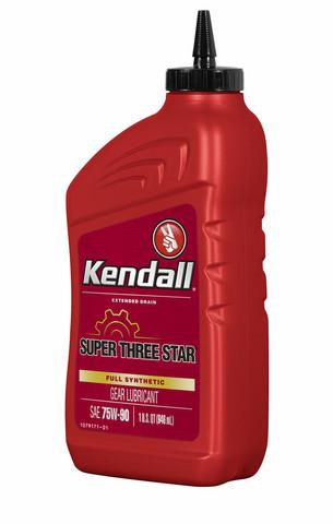 Kendall Super Three Star 75W-90, 0,946 litraa