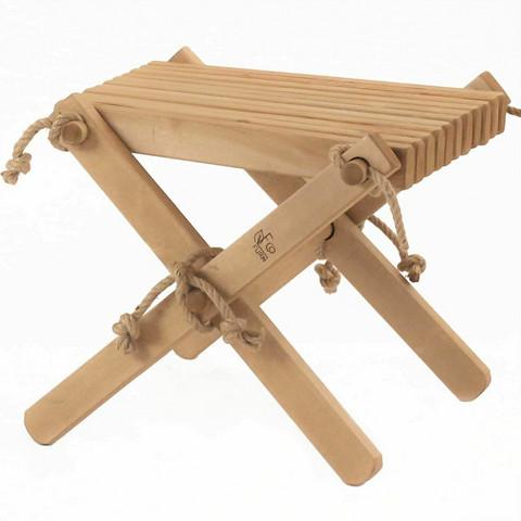 EcoFurn Lilli rahi/sivupöytä, koivu ruskea