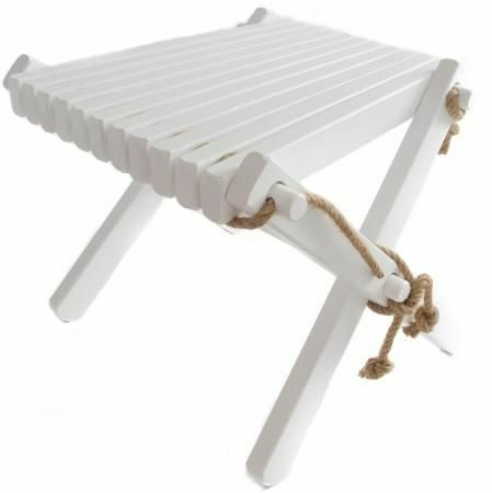 EcoFurn Lilli rahi/sivupöytä, koivu valkoinen