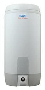 Lämminvesivaraaja OSO Saga S 200, 2 kW