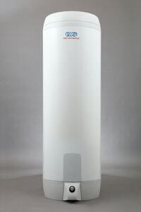 Lämminvesivaraaja OSO Saga S 300, 2 kW