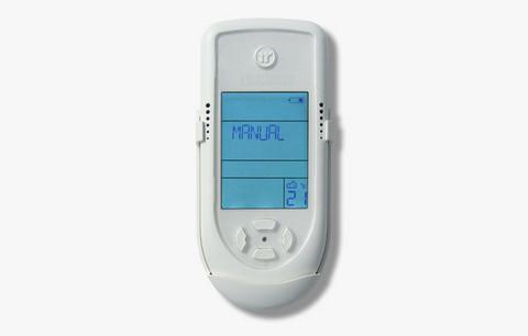 Ohjelmoitava kaukosäädin termostaatilla